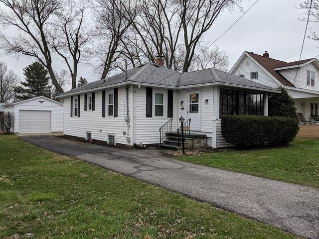 1229 King Rd., Ashland, OH 44805 (MLS #9046644) :: The Holden Agency