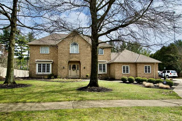 1603 Estate Ct., Mansfield, OH 44906 (MLS #9046657) :: The Holden Agency