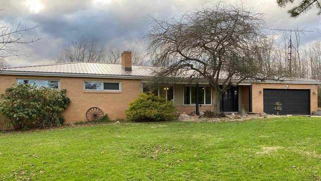2820 Pulver Road, Lucas, OH 44843 (MLS #9046670) :: The Holden Agency