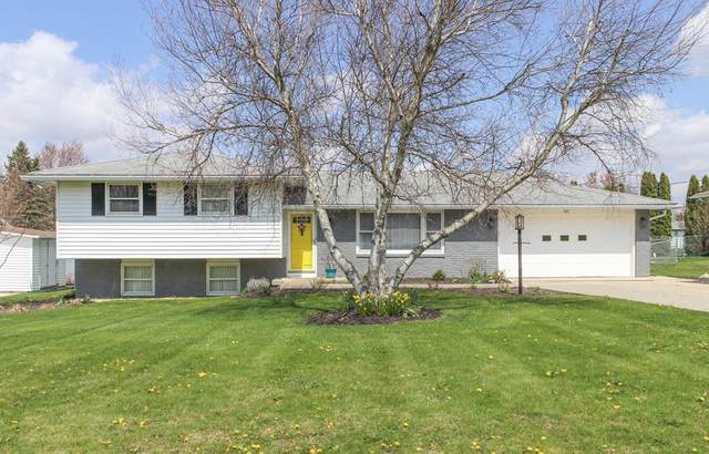 967 Donnawood Dr, Mansfield, OH 44903 (MLS #9046802) :: The Holden Agency