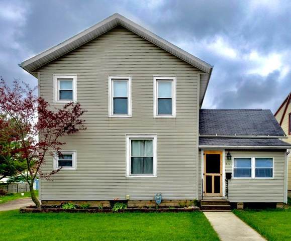 511 N Thoman St., Crestline, OH 44827 (MLS #9046914) :: The Holden Agency