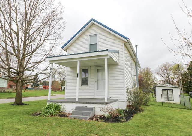 807 N Trimble Rd, Mansfield, OH 44906 (MLS #9047002) :: The Holden Agency