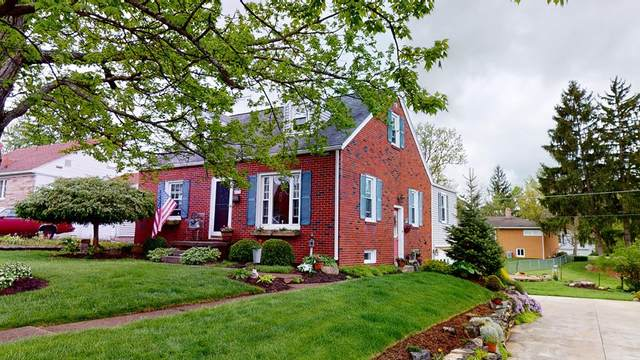 533 Clifton Blvd, Mansfield, OH 44907 (MLS #9047114) :: The Holden Agency