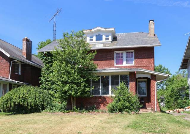 96 Carpenter Rd, Mansfield, OH 44903 (MLS #9047452) :: The Holden Agency
