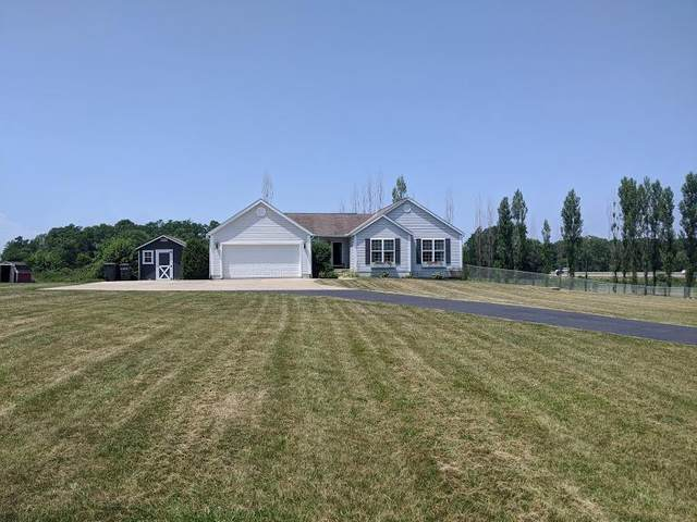 2260 Count Road 26, Marengo, OH 43334 (MLS #9047520) :: The Holden Agency