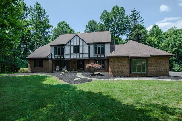 612 Old Mill Run Rd., Mansfield, OH 44906 (MLS #9047525) :: The Holden Agency