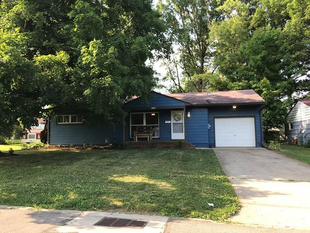 365 Dale Ave., Mansfield, OH 44902 (MLS #9047526) :: The Holden Agency