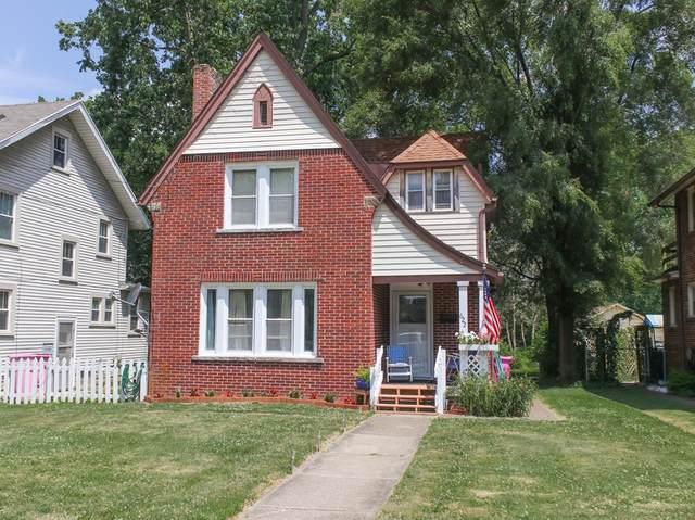 622 Arlington, Mansfield, OH 44903 (MLS #9047559) :: The Holden Agency