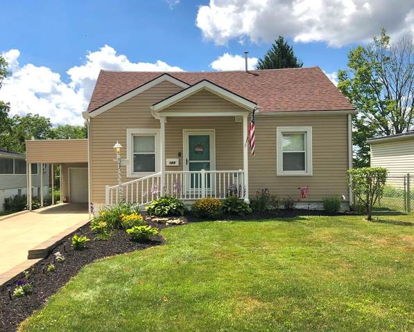 569 Dyas Drive, Mansfield, OH 44907 (MLS #9047570) :: The Holden Agency