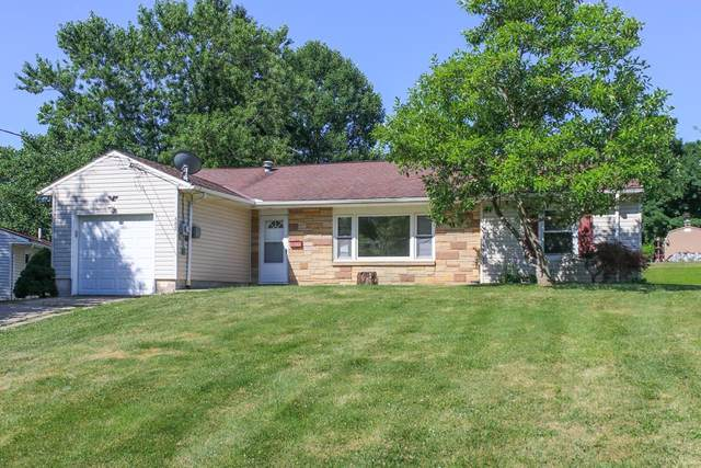 682 Hillgrove Ave, Mansfield, OH 44905 (MLS #9047589) :: The Holden Agency