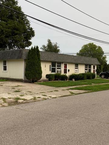 860 Elm St, Bucyrus, OH 44820 (MLS #9048166) :: The Holden Agency