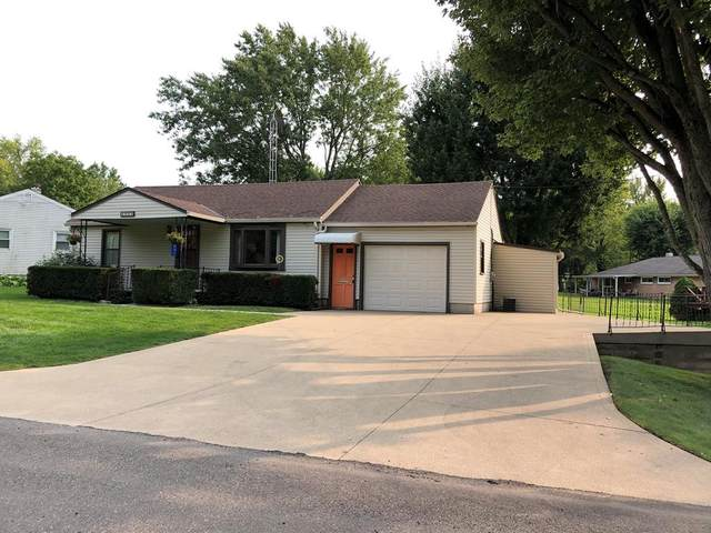 1051 Bibich Ct, Crestline, OH 44827 (MLS #9048237) :: The Holden Agency