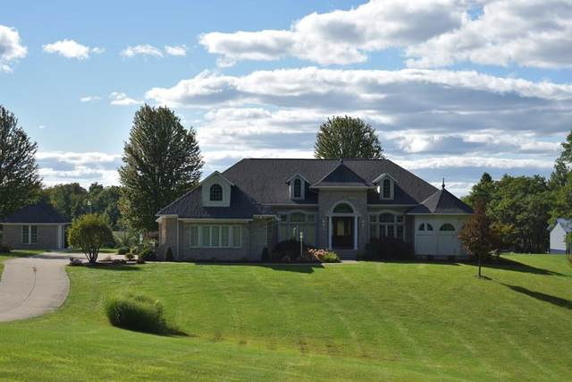 1447 Burnison Rd, Mansfield, OH 44903 (MLS #9048256) :: The Holden Agency