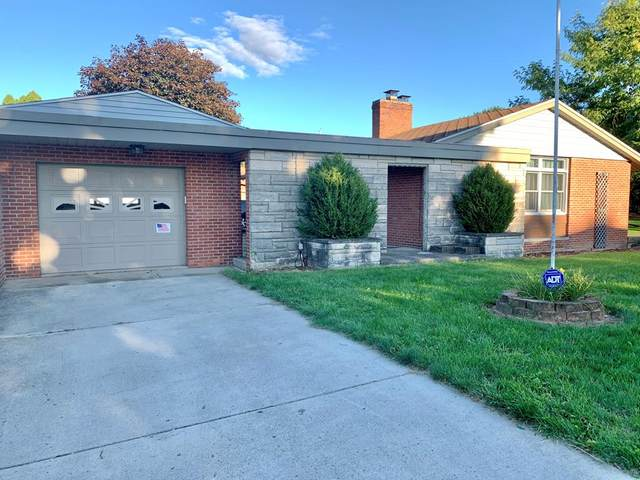 828 Cherry Ln, Bucyrus, OH 44820 (MLS #9048258) :: The Holden Agency