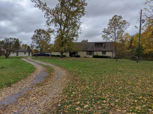 2834 County Road 169, Cardington, OH 43315 (MLS #9048508) :: The Holden Agency