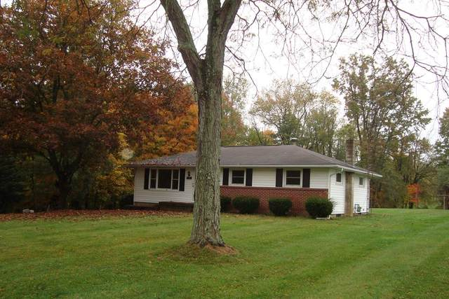 2121 Park Ave East, Mansfield, OH 44905 (MLS #9048598) :: The Holden Agency