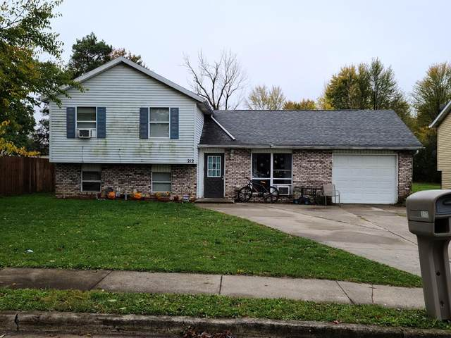 212 E. Thrush Ave., Crestline, OH 44827 (MLS #9048609) :: The Holden Agency