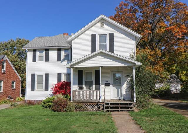 226 Cline Ave, Mansfield, OH 44907 (MLS #9048617) :: The Holden Agency