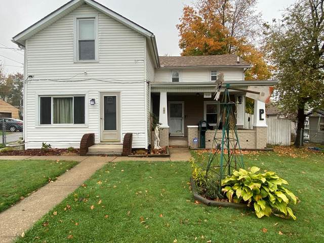 310 Hammond, Mansfield, OH 44902 (MLS #9048619) :: The Holden Agency