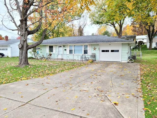 203 Kinkel Ave., Mansfield, OH 44907 (MLS #9048625) :: The Holden Agency