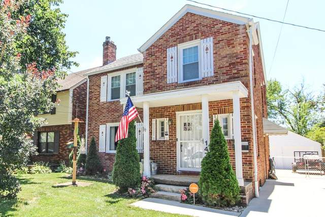 147 Wolfe Ave, Mansfield, OH 44907 (MLS #9048629) :: The Holden Agency