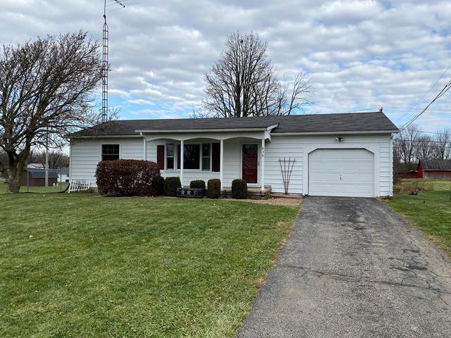 838 Timberlane Drive, GALION, OH 44833 (MLS #9048837) :: The Holden Agency