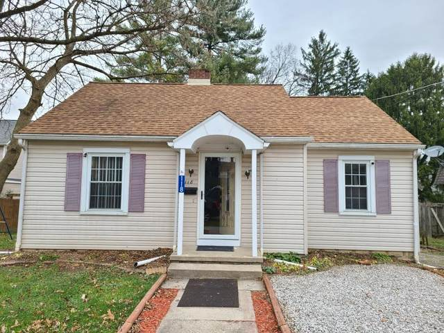 118 E Payne Avenue, GALION, OH 44833 (MLS #9048840) :: The Holden Agency