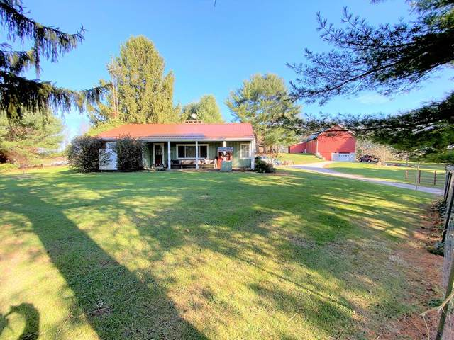3870 Franklin Church Rd, Mansfield, OH 44903 (MLS #9048846) :: The Holden Agency