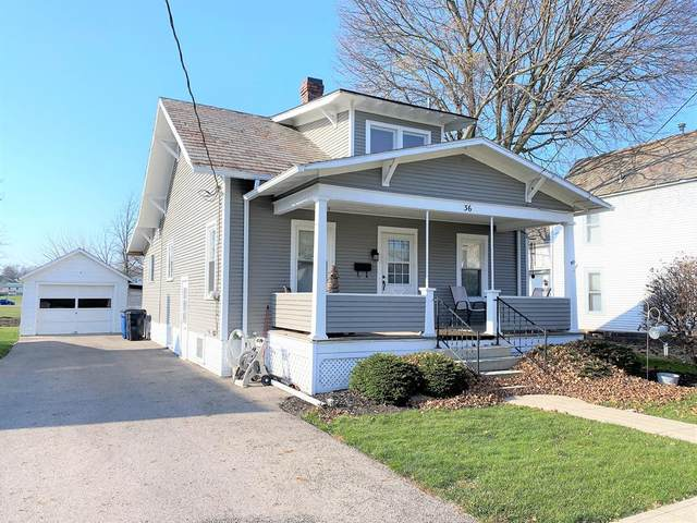 36 Park Ave, Shelby, OH 44875 (MLS #9048847) :: The Holden Agency