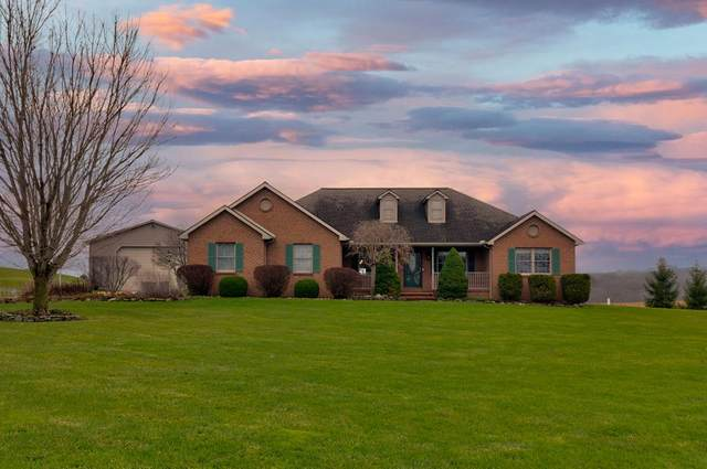 855 Bowers Rd., Mansfield, OH 44903 (MLS #9048859) :: The Holden Agency