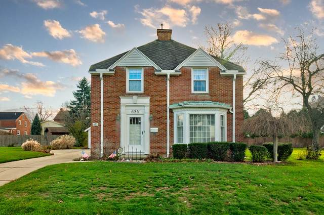 633 Coleman Rd., Mansfield, OH 44903 (MLS #9048862) :: The Holden Agency