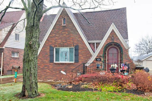 415 Scholl Rd., Mansfield, OH 44907 (MLS #9048891) :: The Holden Agency