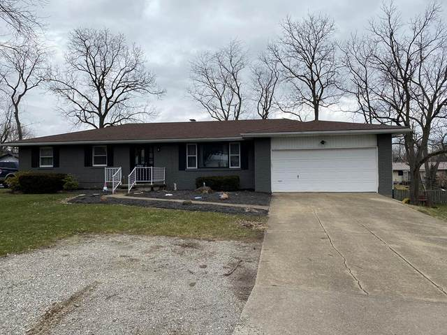 2445 Wedgewood, Mansfield, OH 44903 (MLS #9049173) :: The Holden Agency