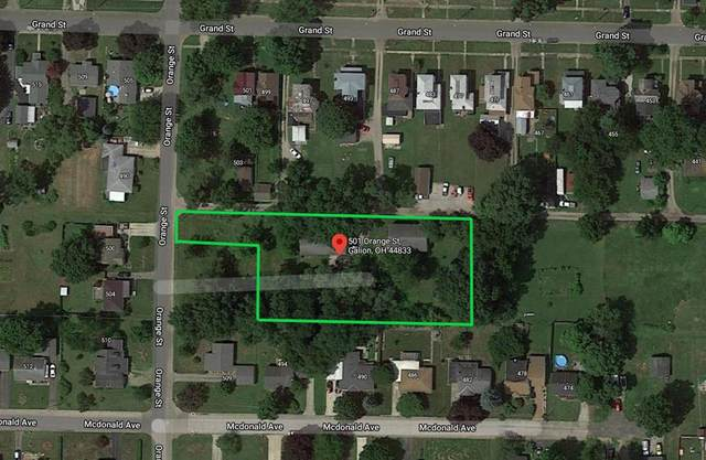 501 Orange, GALION, OH 44833 (MLS #9049401) :: The Holden Agency