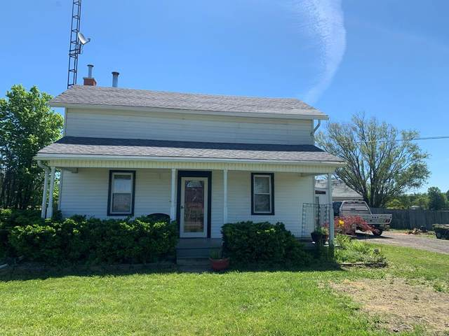 2599 State Rt 598, Crestline, OH 44827 (MLS #9049412) :: The Holden Agency