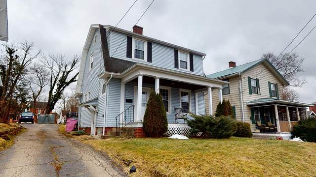 645 Highland Ave, Mansfield, OH 44903 (MLS #9049432) :: The Holden Agency