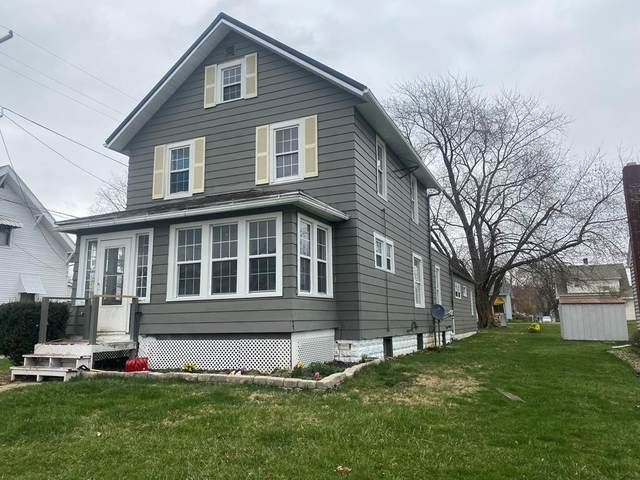 721 BE Park St, Willard, OH 44906 (MLS #9049682) :: The Holden Agency