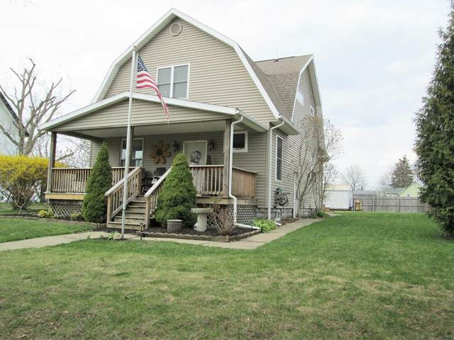 515 E Bucyrus St, Crestline, OH 44827 (MLS #9049718) :: The Holden Agency