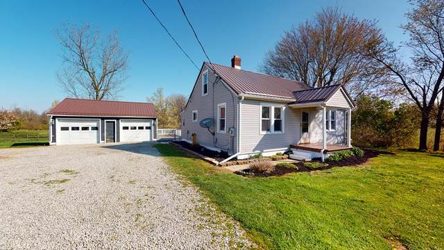 4690 Park Ave West, Mansfield, OH 44903 (MLS #9049808) :: The Holden Agency