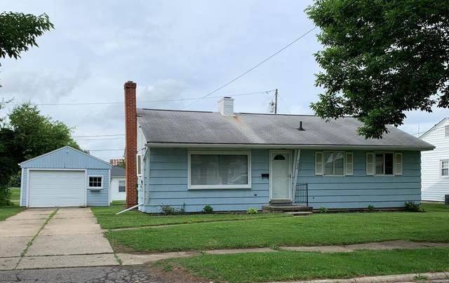 702 Bruce St, Ashland, OH 44805 (MLS #9050219) :: The Holden Agency