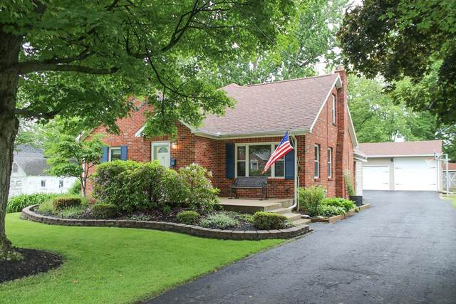 55 Maple Ln, ONTARIO, OH 44906 (MLS #9050314) :: The Holden Agency