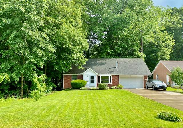 123 Winwood Dr., Mansfield, OH 44907 (MLS #9050360) :: The Holden Agency