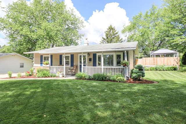 453 Willowood Dr, ONTARIO, OH 44906 (MLS #9050410) :: The Tracy Jones Team
