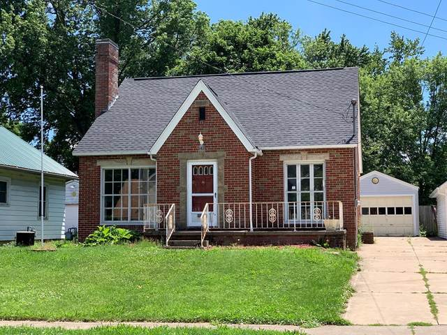 147 Gibson Avenue, Mansfield, OH 44907 (MLS #9050426) :: The Tracy Jones Team