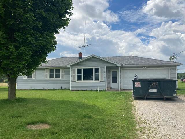 3451 Ganges Five Points Rd., Mansfield, OH 44903 (MLS #9050435) :: The Tracy Jones Team