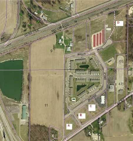 759 Kibbey Drive, Lot A, Marion, OH 43302 (MLS #9050459) :: The Tracy Jones Team