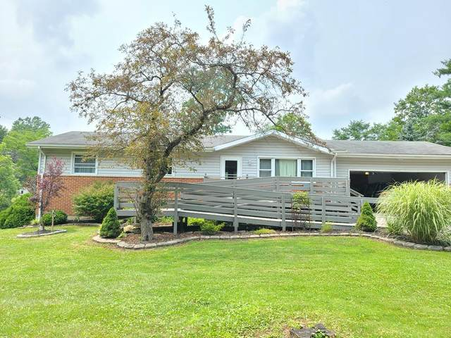 880 State Route 314, Mansfield, OH 44833 (MLS #9050798) :: The Tracy Jones Team