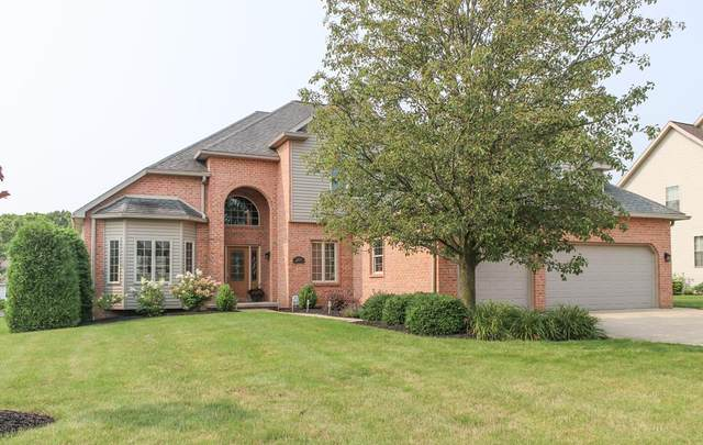 3529 Oakstone Dr, ONTARIO, OH 44903 (MLS #9050810) :: The Holden Agency