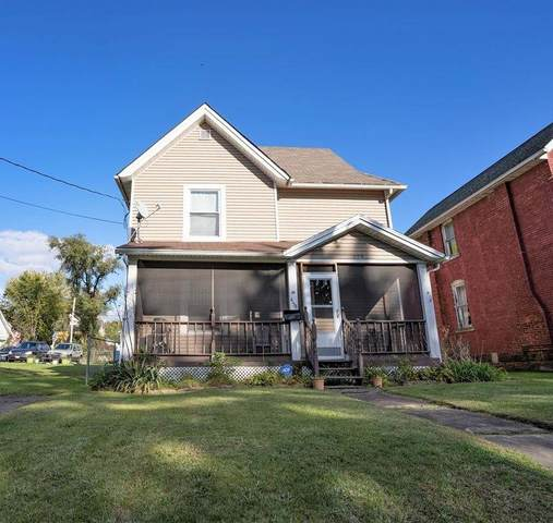 458 Wayne St, Mansfield, OH 44902 (MLS #9051411) :: The Holden Agency