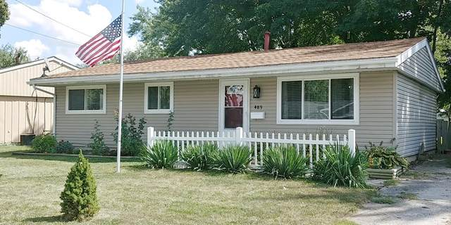 489 Easy, Marion, OH 43320 (MLS #9051474) :: The Holden Agency